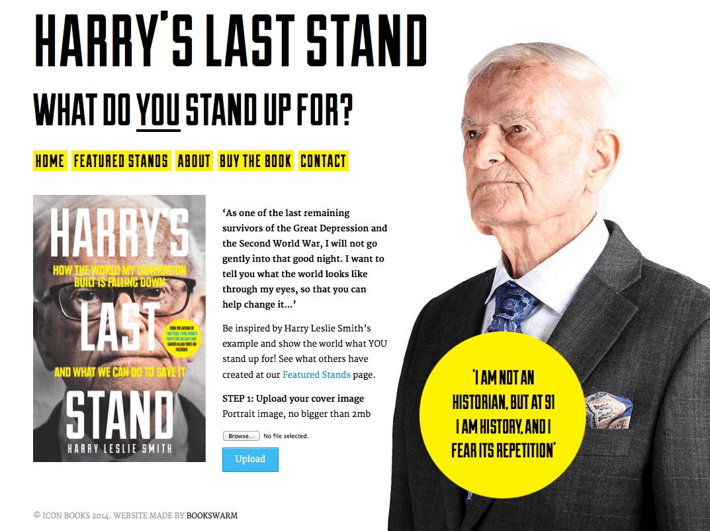 harryslaststand.com